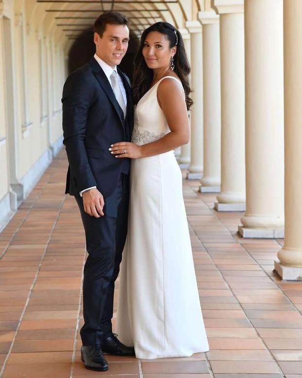 Cô gái Pháp gốc Việt trở thành nàng dâu Hoàng gia Monaco - Ảnh 3.