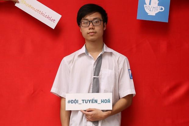Nam sinh Hà Nội giành điểm 40/40 thi thực hành Olympic Hóa học quốc tế - Ảnh 1.