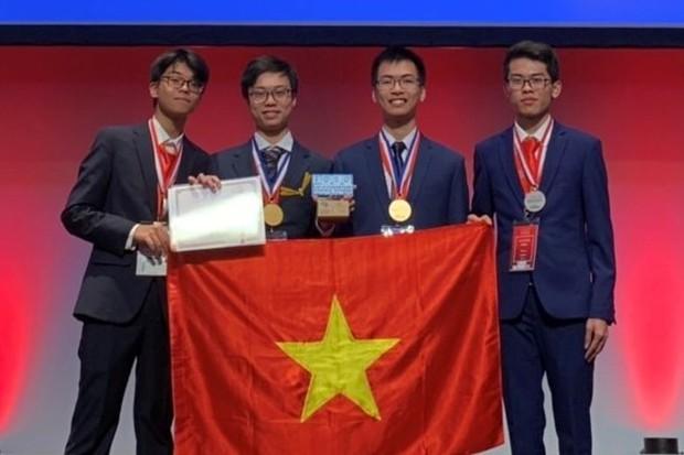 Nam sinh Hà Nội giành điểm 40/40 thi thực hành Olympic Hóa học quốc tế - Ảnh 2.