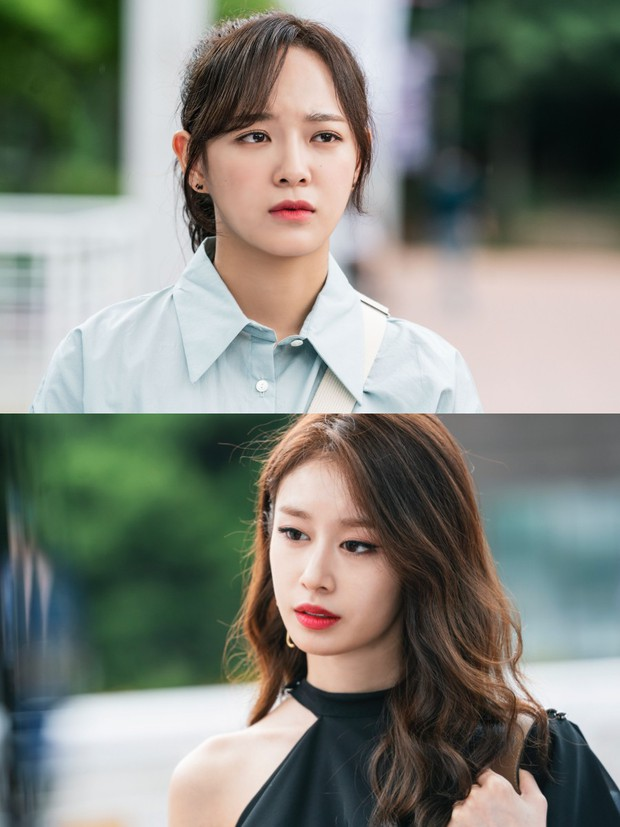 Trở lại màn ảnh sau 5 năm, Ji Yeon (T-ara) đóng vai phụ mà đẹp hết phần thiên hạ, đàn em vai chính chặt không lại - Ảnh 10.