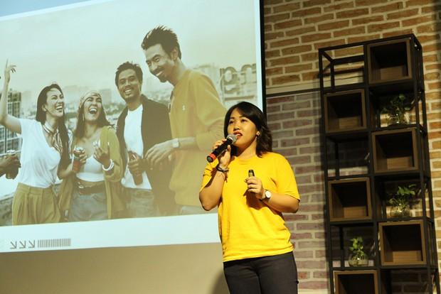 Trang Hý lần đầu tiên bật mí cách kiếm tiền online tại hội thảo về GenZ! - Ảnh 12.