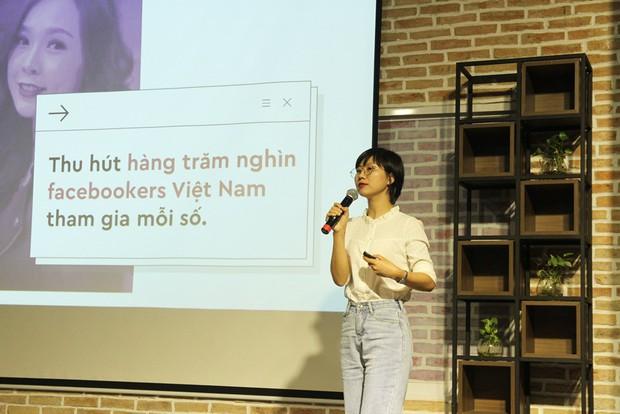 Trang Hý lần đầu tiên bật mí cách kiếm tiền online tại hội thảo về GenZ! - Ảnh 13.