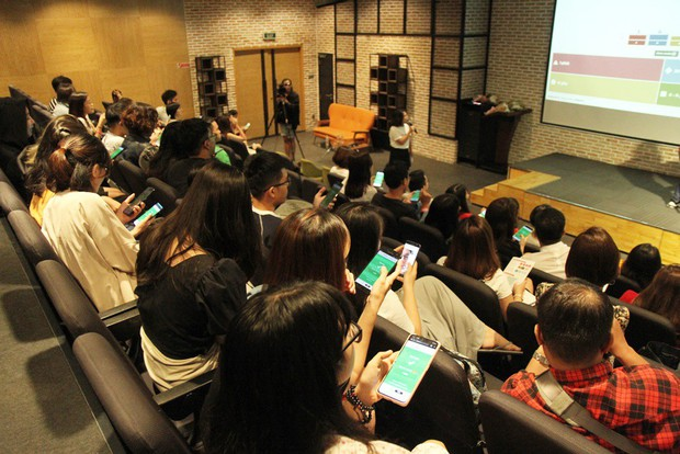 Trang Hý lần đầu tiên bật mí cách kiếm tiền online tại hội thảo về GenZ! - Ảnh 14.