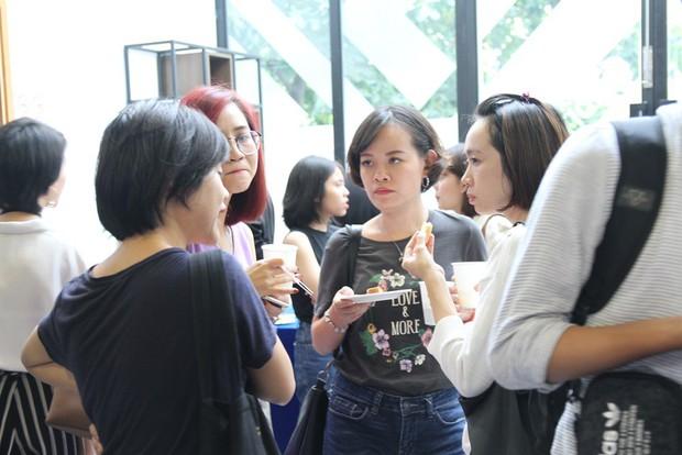 Trang Hý lần đầu tiên bật mí cách kiếm tiền online tại hội thảo về GenZ! - Ảnh 15.