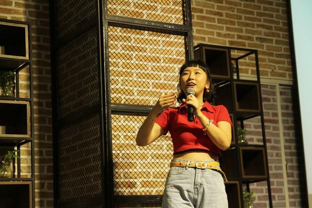 Trang Hý lần đầu tiên bật mí cách kiếm tiền online tại hội thảo về GenZ! - Ảnh 4.