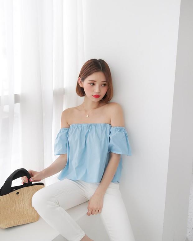 """4 mẫu áo blouse chống chỉ định chị em diện đi làm bởi kiểu thì hở hang quá, kiểu thì """"bô nhếch"""" kém sang - Ảnh 5."""