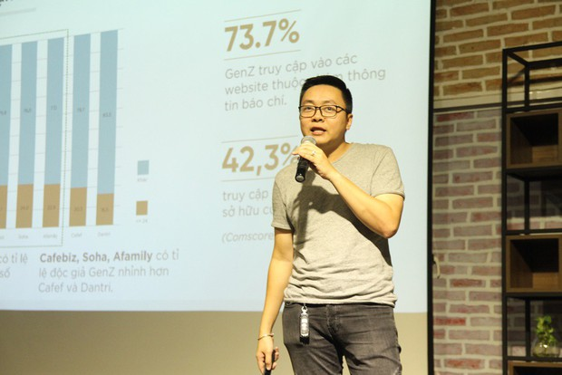 Trang Hý lần đầu tiên bật mí cách kiếm tiền online tại hội thảo về GenZ! - Ảnh 6.