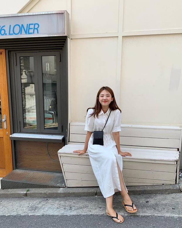 Dù tới sở làm hay đi chơi thì street style châu Á tuần này cũng cân hết, 15 bộ đều đơn giản mà đẹp sang - Ảnh 6.