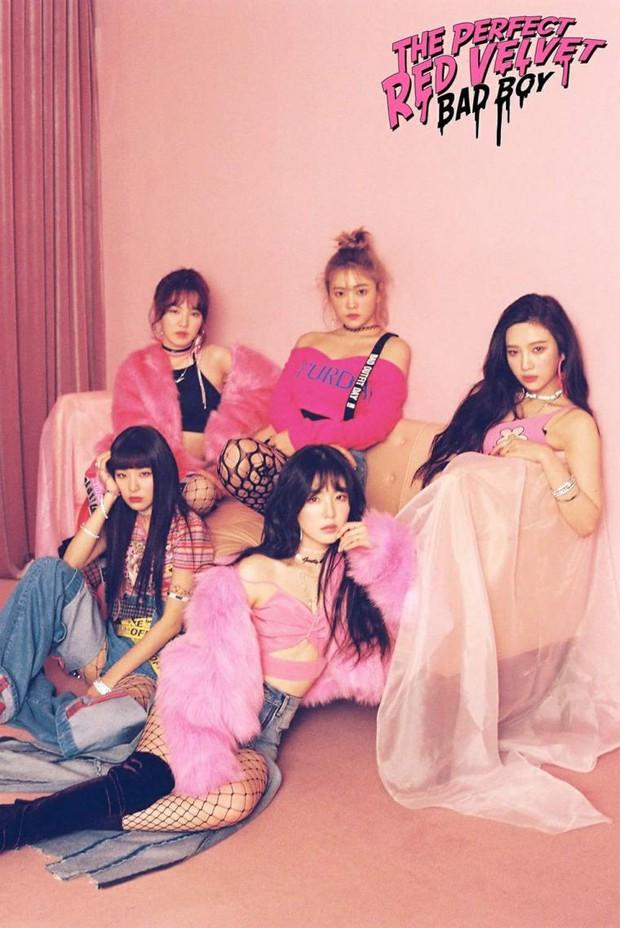 Red Velvet: Lúc debut tưởng như có tất cả, sau 5 năm lại lép vế hẳn so với TWICE và BLACKPINK, vì đâu nên nỗi? - Ảnh 10.