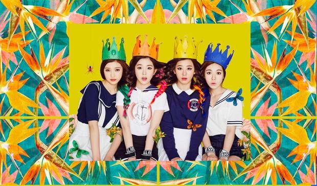 Red Velvet: Lúc debut tưởng như có tất cả, sau 5 năm lại lép vế hẳn so với TWICE và BLACKPINK, vì đâu nên nỗi? - Ảnh 3.