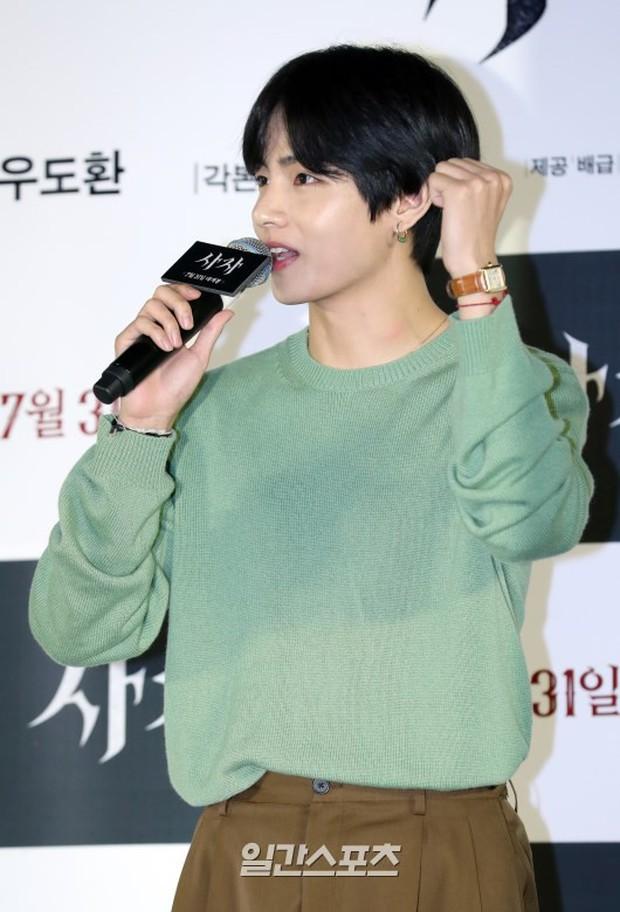 Sự kiện VIP hội tụ 30 sao khủng: Park Seo Joon mời V (BTS), tài tử Hậu duệ mặt trời, Kí sinh trùng và toàn mỹ nhân - Ảnh 7.