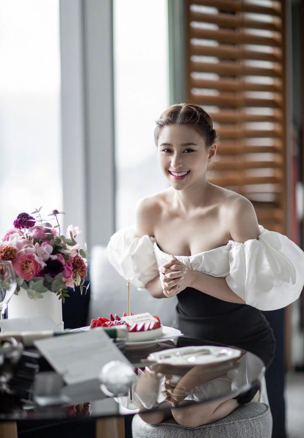 Vì yêu mỹ nam Sở Kiều Truyện, ái nữ đẹp nhất nhà trùm sòng bạc Macau thẩm mỹ đến mức biến dạng nhan sắc? - Ảnh 5.