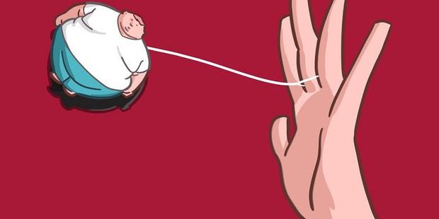 Giảm cân mãi không thành công mà thậm chí còn béo lên, có thể bạn đang gặp phải hiệu ứng yo-yo - Ảnh 2.