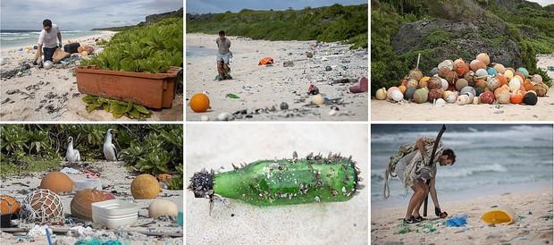 Phát hiện lượng rác nhựa khổng lồ tại hòn đảo thiên đường không người ở giữa Thái Bình Dương: 30 năm trôi qua trông vẫn như mới - Ảnh 4.