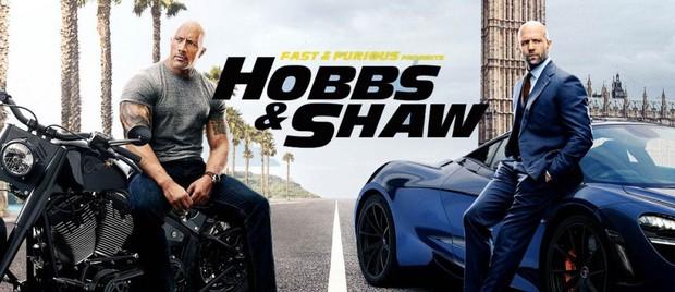 Review Fast & Furious: Hobbs and Saw là Bữa tiệc cơ bắp dành cho tín đồ hành động - Ảnh 1.