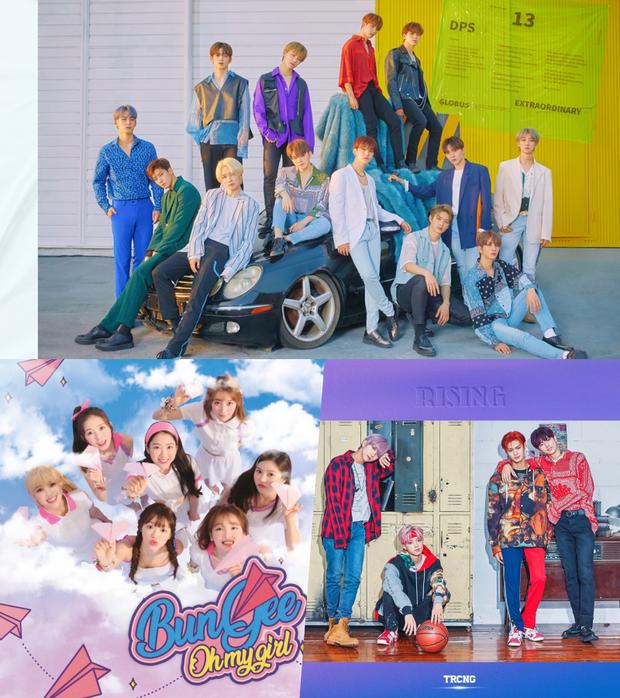 Kpop tháng 8 siêu hấp dẫn: Màn debut đáng mong đợi từ boygroup Produce X 101 cùng sự trở lại của Sunmi, PSY  - Ảnh 5.