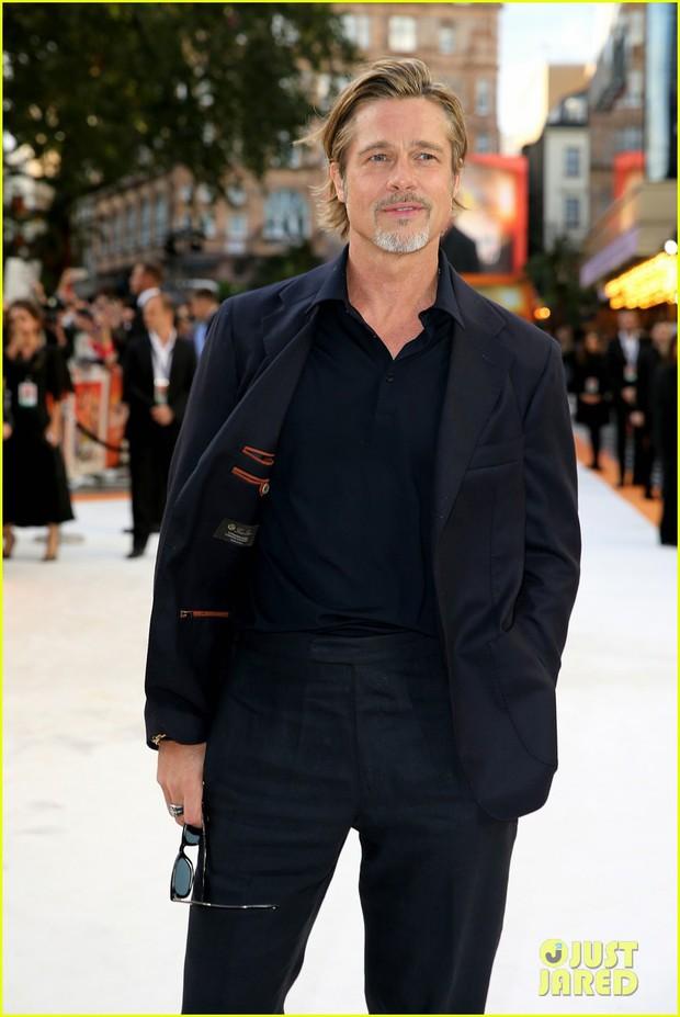 Thảm đỏ Once Upon a Time in Hollywood: Bộ đôi Leonardo - Brad Pitt bảnh bao bên Harley Quinn, sao mặc lố chiếm trọn spotlight - Ảnh 5.