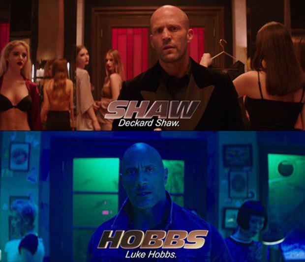 Review Fast & Furious: Hobbs and Saw là Bữa tiệc cơ bắp dành cho tín đồ hành động - Ảnh 8.