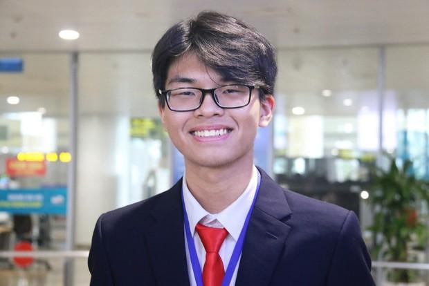 Học sinh Yên Bái đầu tiên có huy chương Olympic Hóa học quốc tế - Ảnh 2.