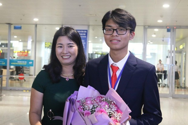Học sinh Yên Bái đầu tiên có huy chương Olympic Hóa học quốc tế - Ảnh 3.