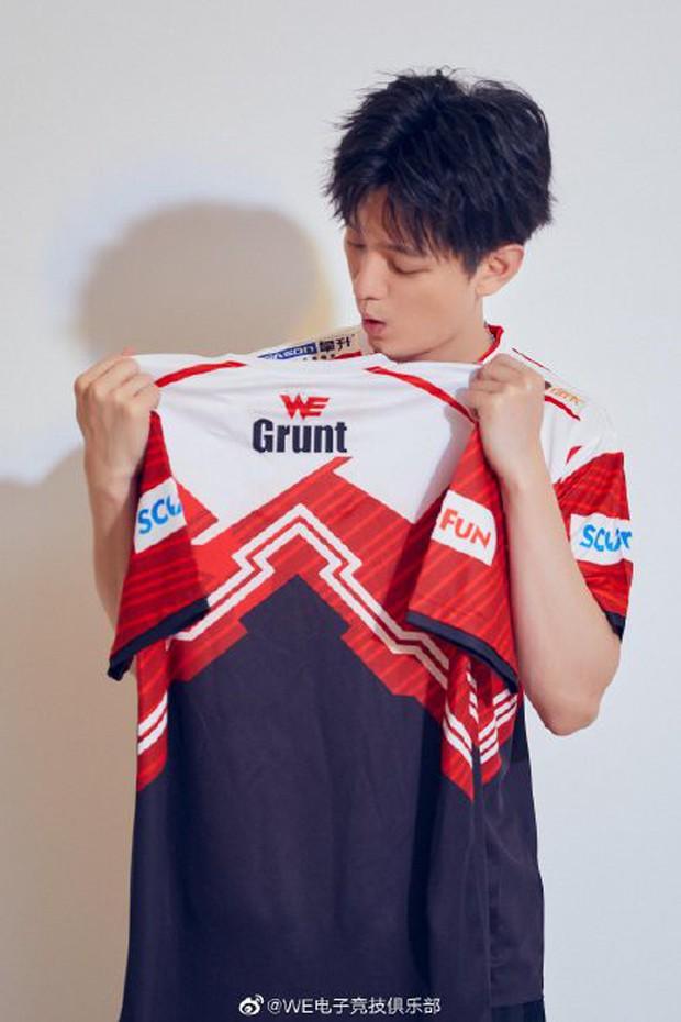 Nam thần hack tuổi Grunt (Cá Mực Hầm Mật) chính thức gia nhập Team WE, tham dự giải Esports lớn nhất Trung Quốc - Ảnh 3.
