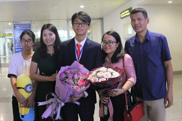 Học sinh Yên Bái đầu tiên có huy chương Olympic Hóa học quốc tế - Ảnh 4.