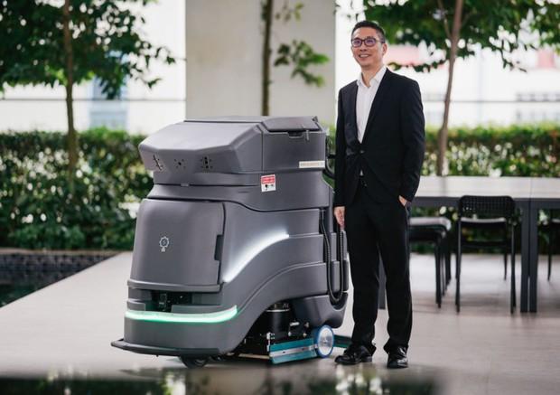Bị bạn gái chê anh mãi là nhân viên vệ sinh, người đàn ông trở thành CEO công ty vệ sinh có doanh thu nghìn tỷ - Ảnh 5.