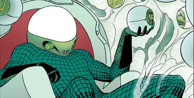 5 điều khiến cho Mysterio của FAR FROM HOME khác truyện tranh: Ai cũng tiếc cho lí do cuối cùng - Ảnh 8.
