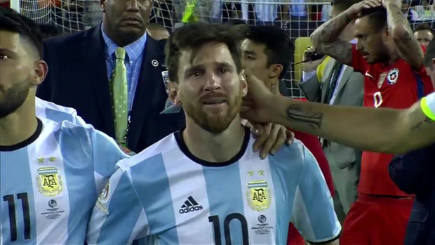 Messi và đồng đội sẽ phải gặp cơn ác mộng trong trận đấu gỡ gạc danh dự tại Copa America - Ảnh 3.