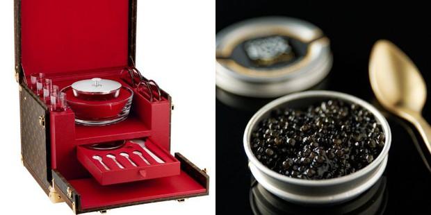 Hội con nhà giàu có khác: đũa cũng phải xài của Versace, thìa phải là LV và còn cả dàn bếp D&G giá bạc triệu - Ảnh 4.
