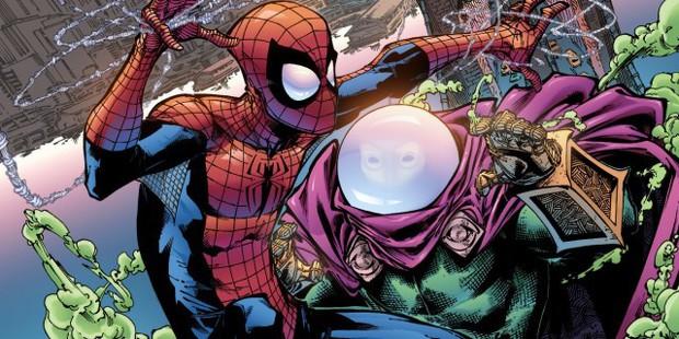 5 điều khiến cho Mysterio của FAR FROM HOME khác truyện tranh: Ai cũng tiếc cho lí do cuối cùng - Ảnh 12.