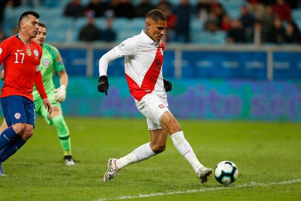 Đè bẹp ĐKVĐ Chile, Peru hiên ngang tiến vào gặp Brazil ở chung kết Cúp Nam Mỹ - Ảnh 4.
