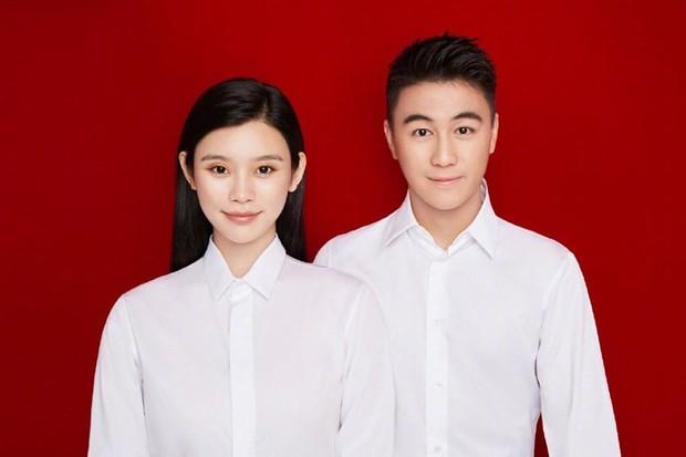 Nàng dâu bạc tỷ của trùm casino Macau chính thức lộ diện: Ming Xi - Hà Du Quân tung ảnh đăng ký kết hôn gây sốt - Ảnh 1.