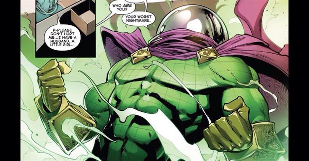 5 điều khiến cho Mysterio của FAR FROM HOME khác truyện tranh: Ai cũng tiếc cho lí do cuối cùng - Ảnh 10.