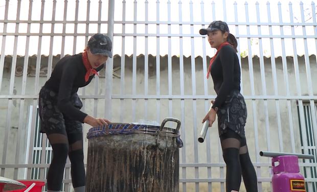 HHen Niê, Kỳ Duyên hay Đỗ Mỹ Linh là Hoa hậu khóc nhiều nhất Cuộc đua kỳ thú 2019? - Ảnh 3.