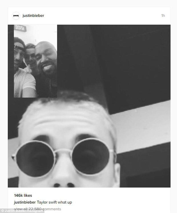Biến mới: Justin Bieber bị bóc phốt nói dối không chớp mắt, đánh lừa dư luận nhằm hạ bệ Taylor Swift - Ảnh 2.