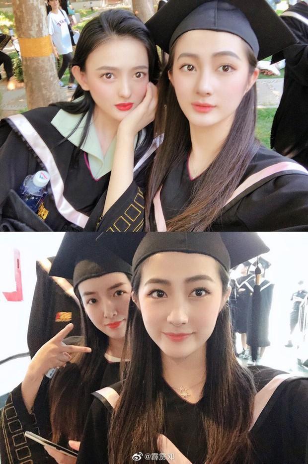 Phát sốt lễ tốt nghiệp lò đào tạo minh tinh nổi tiếng Trung Quốc: Hoa mắt toàn soái ca, mỹ nhân Cbiz được xin info - Ảnh 15.