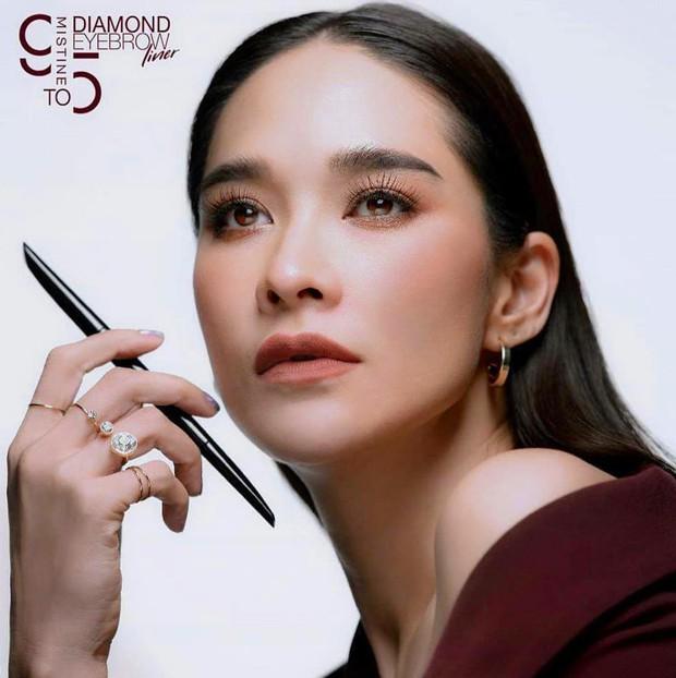 Top mỹ nhân sở hữu khung xương mặt đẹp nhất Thái Lan: Dàn chị đại U40 chiếm ưu thế nhưng đỉnh nhất là số 8 - Ảnh 16.
