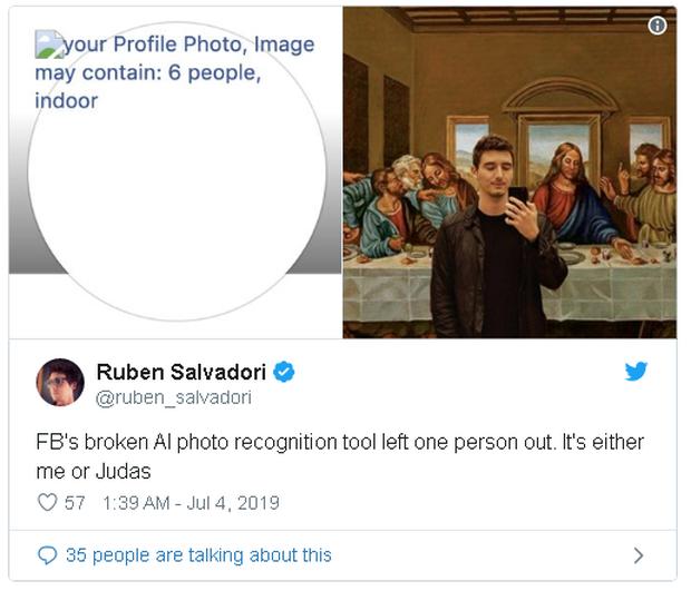 Lỗi Facebook hôm qua đã cho thấy cách AI của họ ngấm ngầm phân loại ảnh người dùng như thế nào - Ảnh 3.