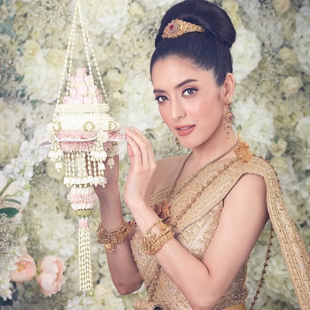 Top mỹ nhân sở hữu khung xương mặt đẹp nhất Thái Lan: Dàn chị đại U40 chiếm ưu thế nhưng đỉnh nhất là số 8 - Ảnh 25.