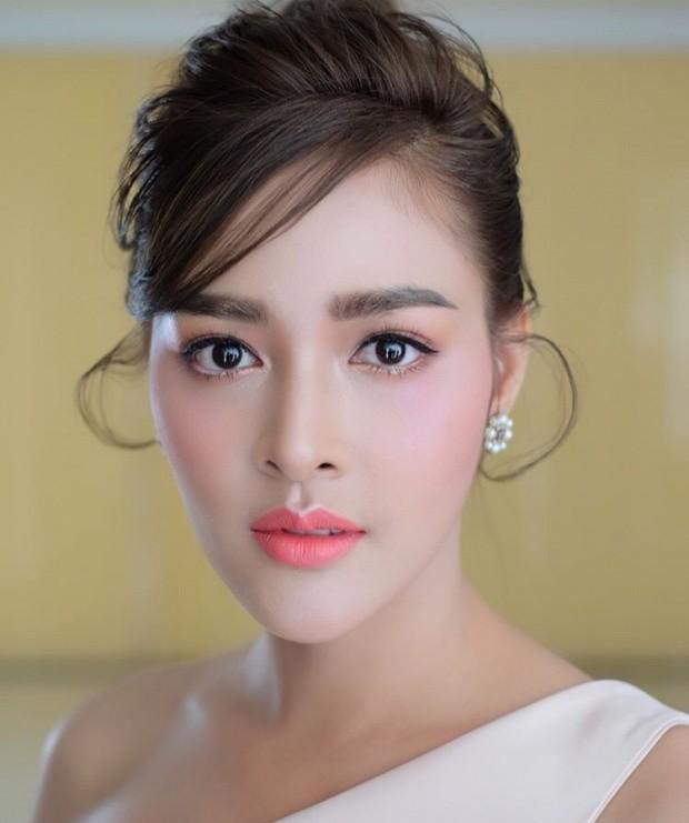 Top mỹ nhân sở hữu khung xương mặt đẹp nhất Thái Lan: Dàn chị đại U40 chiếm ưu thế nhưng đỉnh nhất là số 8 - Ảnh 27.