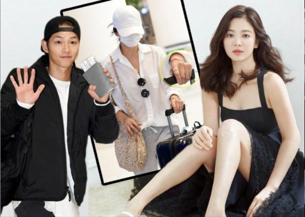 Động thái gây bão của anh trai Song Joong Ki ám chỉ Song Hye Kyo làm điều khuất tất sau lưng - Ảnh 3.