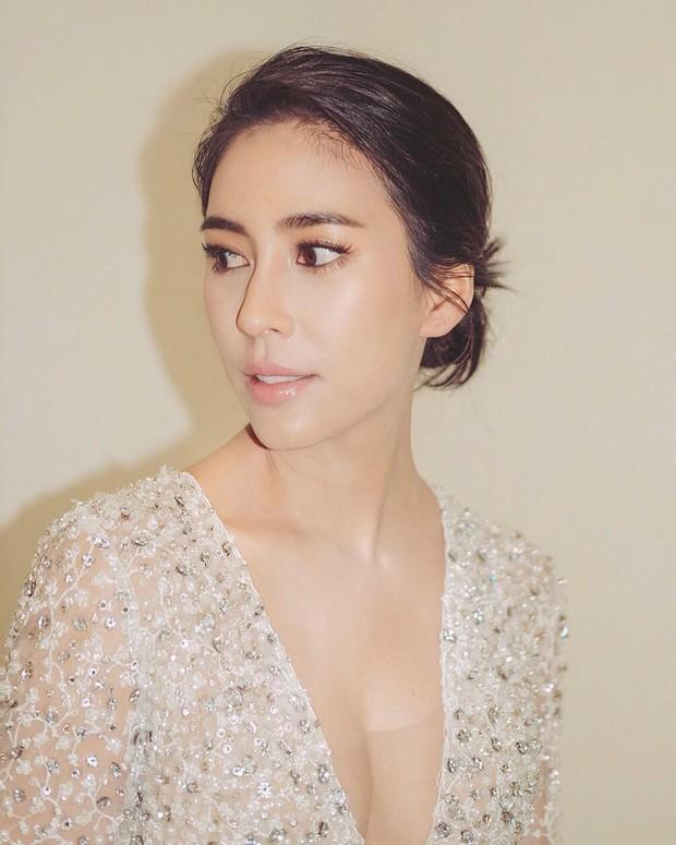 Top mỹ nhân sở hữu khung xương mặt đẹp nhất Thái Lan: Dàn chị đại U40 chiếm ưu thế nhưng đỉnh nhất là số 8 - Ảnh 6.