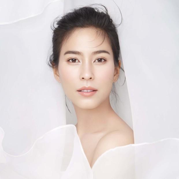 Top mỹ nhân sở hữu khung xương mặt đẹp nhất Thái Lan: Dàn chị đại U40 chiếm ưu thế nhưng đỉnh nhất là số 8 - Ảnh 7.