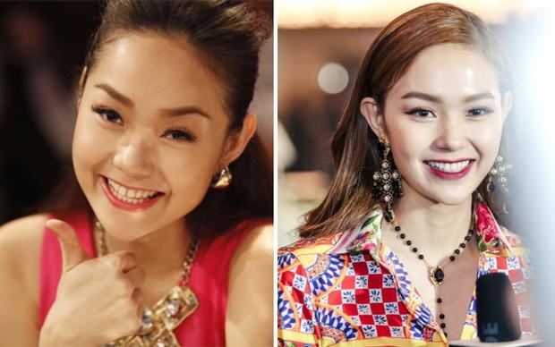 Đâu chỉ có ở Hàn, showbiz Việt cũng có cả loạt sao lột xác, khoe nụ cười đắt giá nhờ thẩm mỹ răng - Ảnh 3.