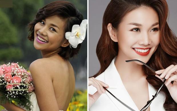 Đâu chỉ có ở Hàn, showbiz Việt cũng có cả loạt sao lột xác, khoe nụ cười đắt giá nhờ thẩm mỹ răng - Ảnh 8.
