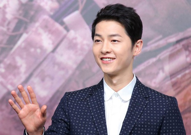 Tuyên bố dừng hoạt động vì ly hôn, ai ngờ Song Joong Ki vẫn âm thầm tham gia hoạt động mới - Ảnh 1.