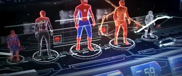 6 bộ giáp mà Tony Stark đã để lại cho Spider-Man trước khi hy sinh trong Avengers: Endgame - Ảnh 1.