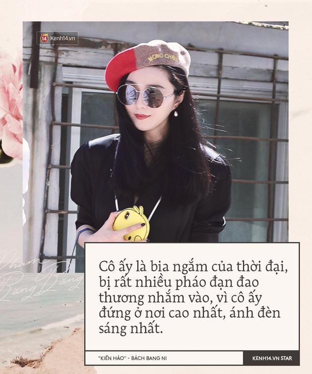 Nữ hoàng thị phi Phạm Băng Băng: Không quên được tình cũ có nghĩa tình mới chưa đủ say đắm, thời gian không đủ dài lâu - Ảnh 1.
