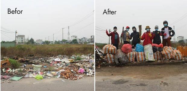 Dân tình rủ nhau đi dọn rác, cùng nhau tạo nên một cái kết ý nghĩa cho hành trình 1 tháng cùng Cuộc chiến trộm nhựa - Ảnh 2.